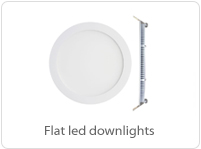 flat-led-downlight
